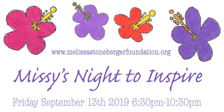 Missy's Night to Inspire 2019 tickets