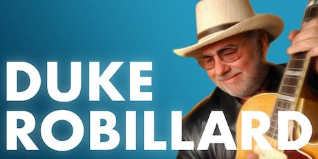 The Duke Robillard Band tickets