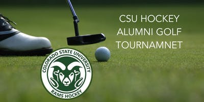 CSU Hockey Alumni Golf Tournament