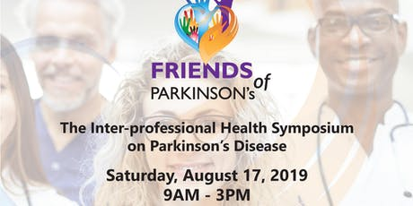 Friends of Parkinson's Presents Inter-professional Health Symposium tickets