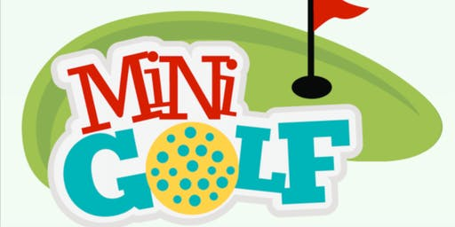 St. Anthony Mini Golf