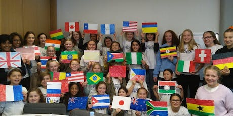 Camp United Nations for Teen Girls Sydney II 2019 tickets