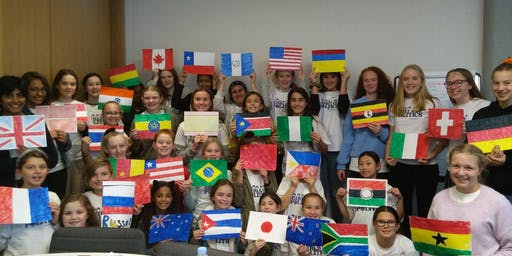 Camp United Nations for Teen Girls Sydney II 2019