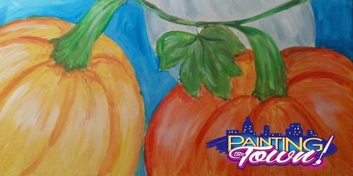Fall Painting Project at Glory Days Eldersburg