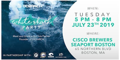 Boston White Shark Party! tickets