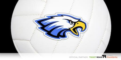 Wilmer Hutchins vs Lincoln JV/Varsity Volleyball (Girls)