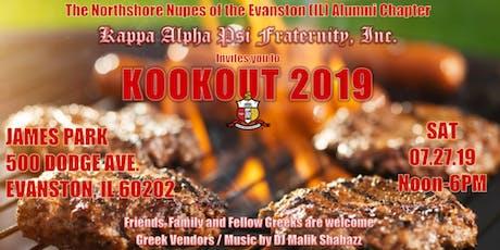 Northshore Nupes Kappa Kookout tickets