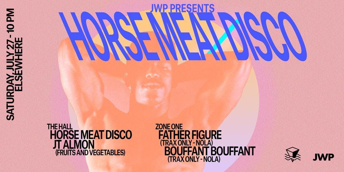 Horse Meat Disco NY Residency