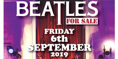 BEATLES FOR SALE tickets