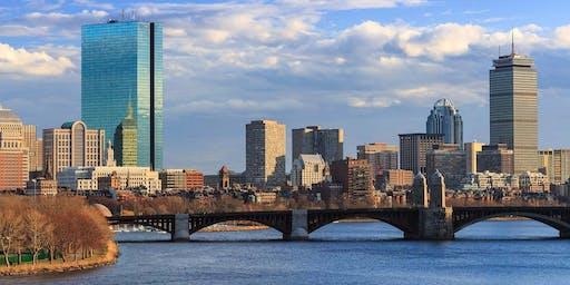 Guided Boston City Tour - Luxury Black Car