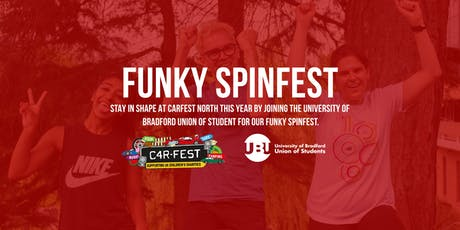 Funky SpinFest - Cheeeeeze spin tickets