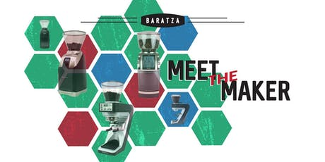 Meet the Maker: Baratza - Grind Quality Inside and Out tickets