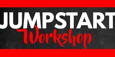 JUMPSTART Workshop tickets