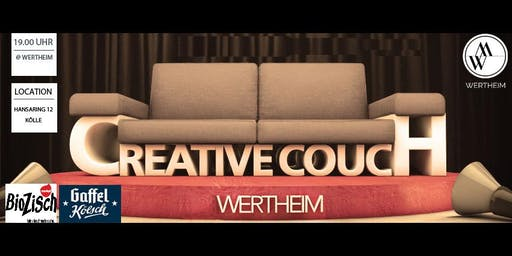 Creative Couch #32 Support the Supporters
