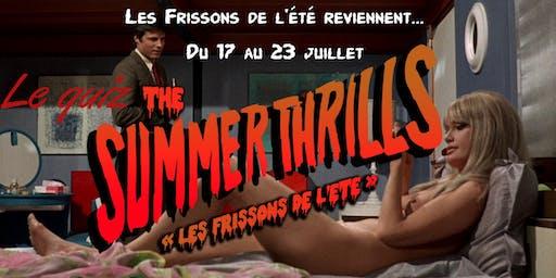 Quiz Ciné Summerthrills Saison 4