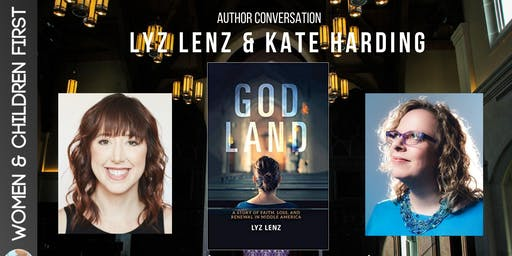 Author Conversation: Lyz Lenz in conversation with Kate Harding