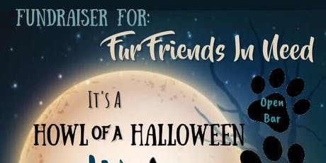 Fur Friends in Need Halloween Costume Party and Fundraiser tickets