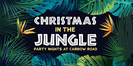 Christmas in the Jungle, Party Nights at Carrow Road tickets