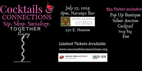 Cocktails & Connections tickets