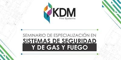 Seminario de Especialización en Sistemas de Seguridad y Gas y Fuego