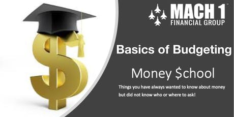 Money School - Basics of Budgeting entradas