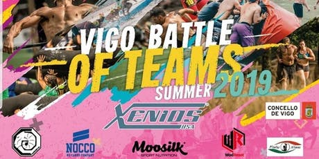 VIGO BATTLE OF TEAMS 2019 entradas