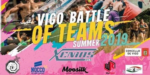 VIGO BATTLE OF TEAMS 2019