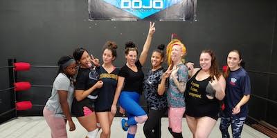 Mondays 6pm - Women's Wrestling - Lady Warriors Training
