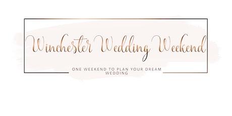 Winchester Wedding Weekend tickets