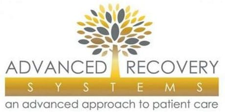 Advanced Recovery Systems Continuing Education Event tickets