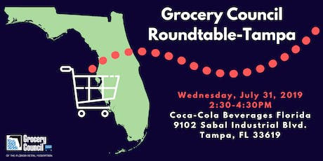 FRF Grocery Council Roundtable- Tampa tickets