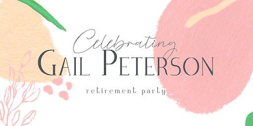 Gail's Retirement Party