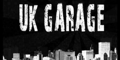 Wicksteed Garage Night