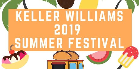 Keller Williams 2019 Summer Festival ~ tickets