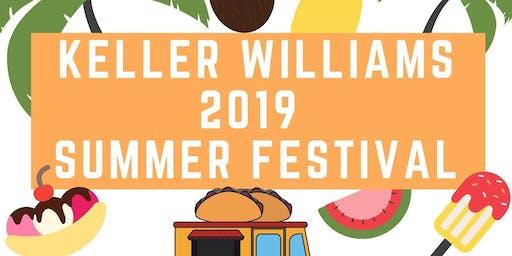 Keller Williams 2019 Summer Festival ~