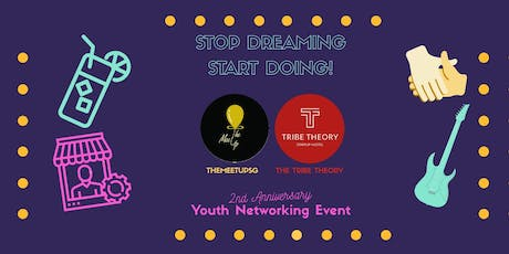 Youth Networking Event 2019 tickets