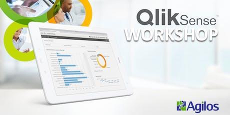 Qlik Sense Workshop 10 Sept 2019 - Brussels tickets