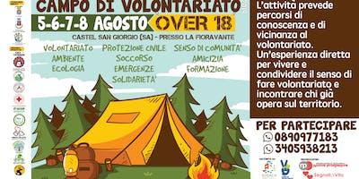 Campo di Volontariato 2019 a Castel San Giorgio
