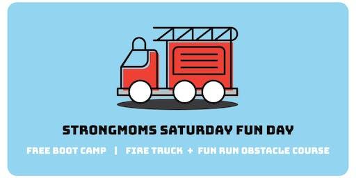 STRONGMoms Saturday Fun Day