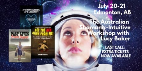 Australian Shamanic Intuitive Workshop With Lucy tickets
