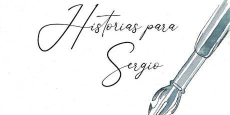 Presentación Historia para Sergio entradas