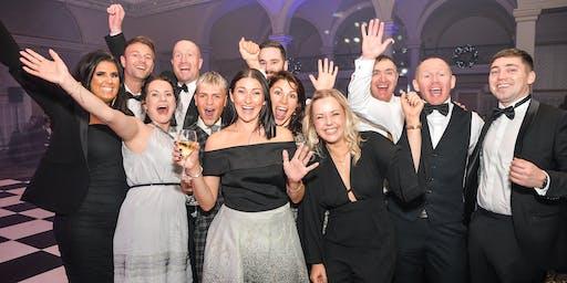 Cymru Wales PRide Awards Dinner 2019