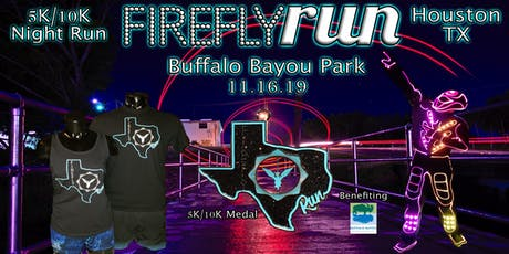 Firefly Run 5K/10K Night Run -Houston, TX tickets