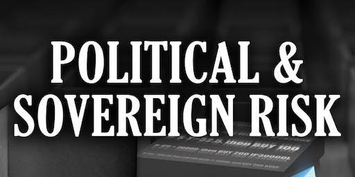 Political and Sovereign Risk - Conferencia y Panel de Expertos