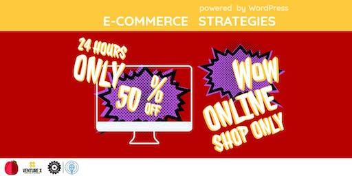 Powered by WordPress: E-Commerce Strategies