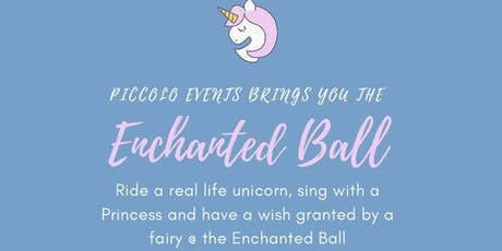 Enchanted Unicorn Ball tickets