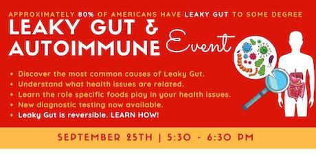 Leaky Gut & AutoImmune Event tickets