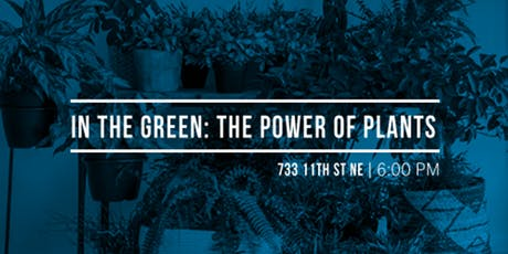 Community Workshop: In The Green - The Power of Plants tickets