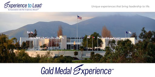 Experience to Lead Gold Medal Leadership Experience - December 2019