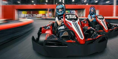 K1 Racing with Storcom and HPE tickets